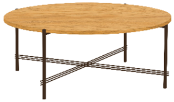IRAS COFFEE TABLE