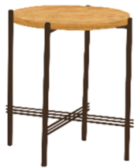 IRAS SIDE TABLE