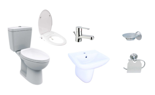 Halo P2893-07A Toilet Package