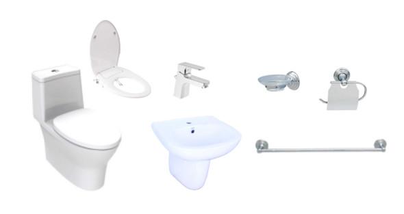 Flexio P2530-06A Toilet Package