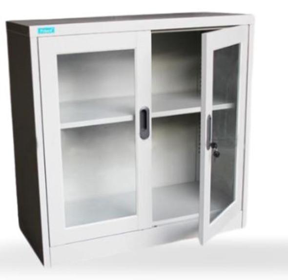Earl Alexander  YDB5/LLC05A Glass Cupboard