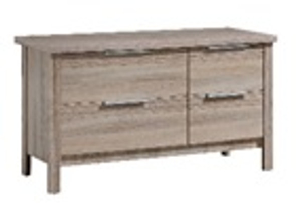 Adrian 4 door Chest of Drawer