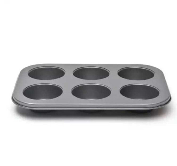Muffin Tray by 6 Plain