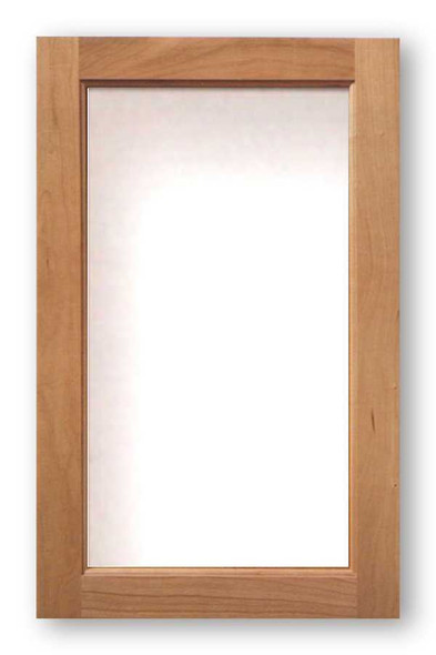 Cabinet Door Open Frame Square