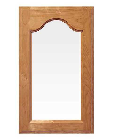 Cabinet Door Open Frame Cathedral