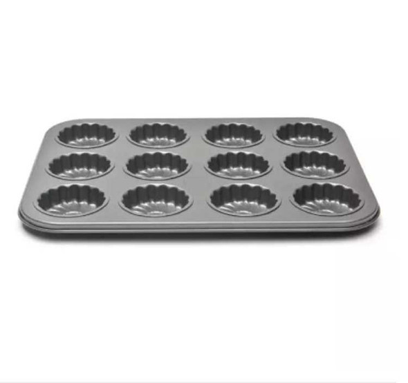 Muffin Tray by 12 Flower