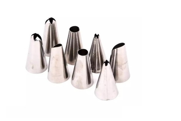 Icing & Decorating Set Stainless Steel Tips