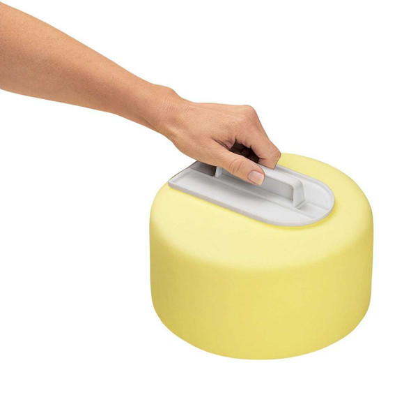 ZN2294 Fondant Smoother 8.5x15cm