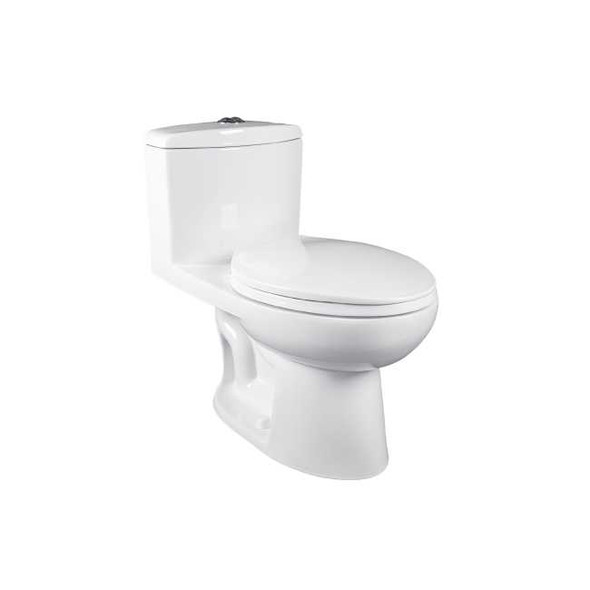 New Monet Dual Flush One-Piece Water Closet