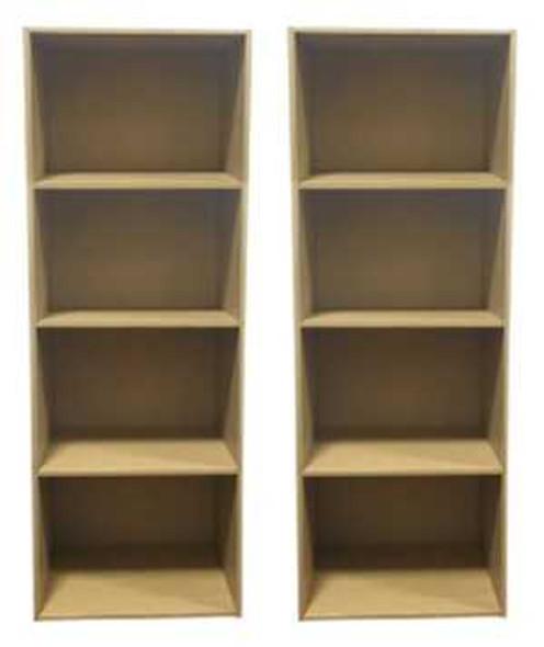 B1T1 Elle 4 layer storage shelf