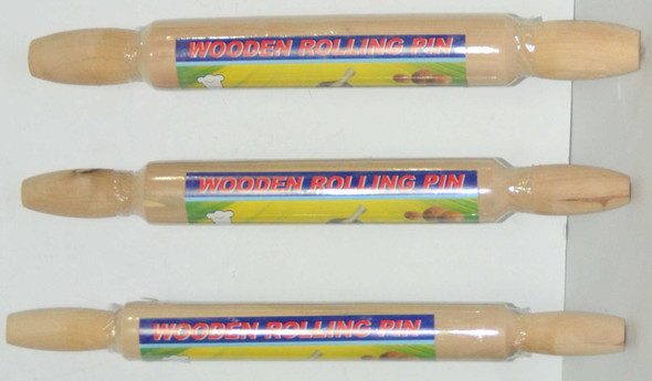 Wooden Rolling Pin steady