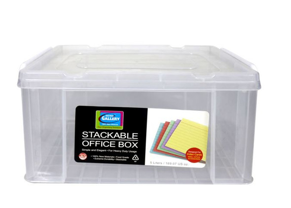 TGS-5 HG Multi Stackable Box 5ltr