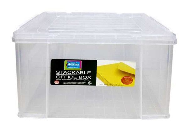 TGS-20 HG MULTI STACKABLE BOX