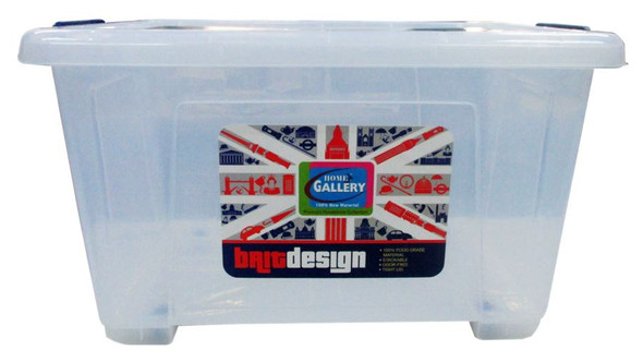 TGH55-BRIT STORAGE  BOX 55LTR BUY1 TAKE1