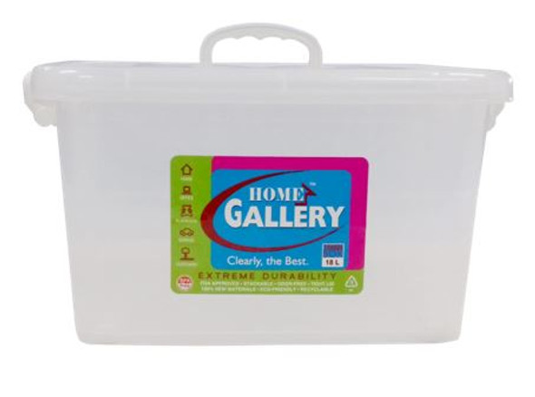 #083 STORAGE BOX 18LTR