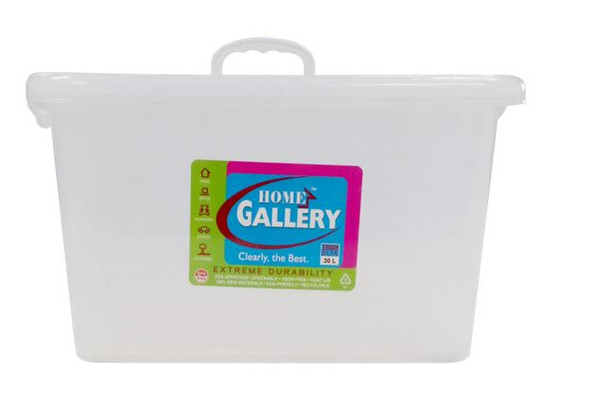 #084 STORAGE BOX 30LTR