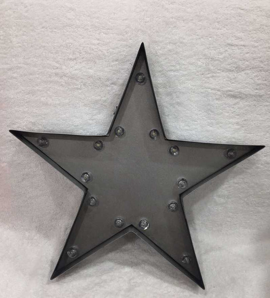 1428385 Star Marquee Sign Led