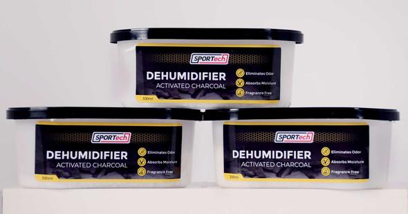 SPORTECH DEHUMIDIFIER CHARCOAL 300ML
