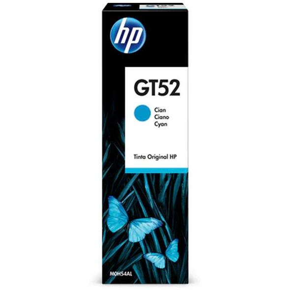 HP M0H54AA GT52 PRINTER INK CYAN (M)