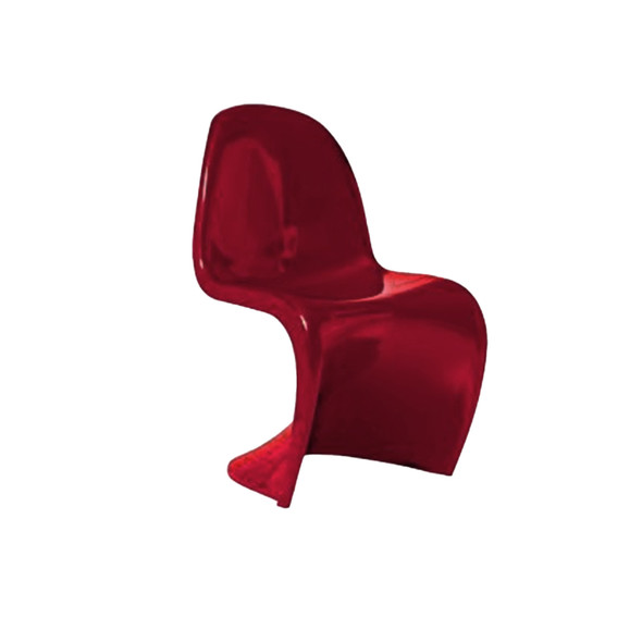 DON II 127-AAS1 KIDS CHAIR RED
