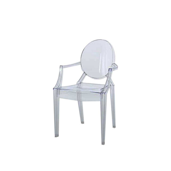 DEN 124-APC1 KIDS CHAIR CLEAR