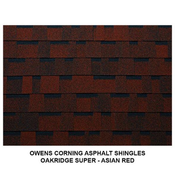 Asphalt Shingles Oakridge Roofing 16pcs/Bundle