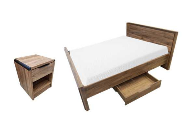 Ijady Package (Queen Bed & Side Table)