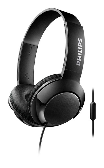 PHILIPS HEADPHONES SHL3075 BLACK