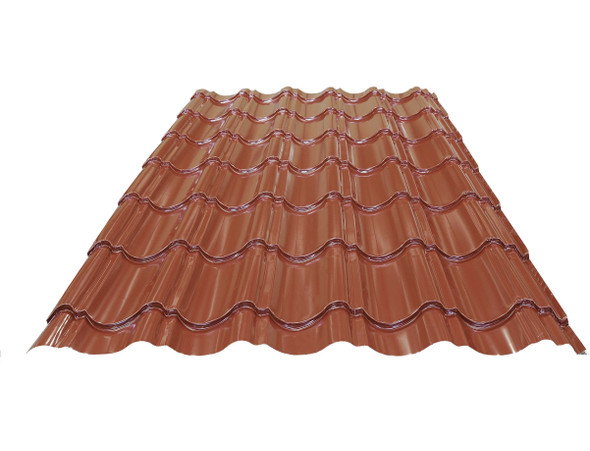Euro elegance is the first and only product in the country designed with a double-lapped anti-leak feature that effectively prevents water seepage. additionally, each roof panels comes from an oven-baked color-coated coil that further ensures long-term protection against rust.*prices are subject to change without prior notice
