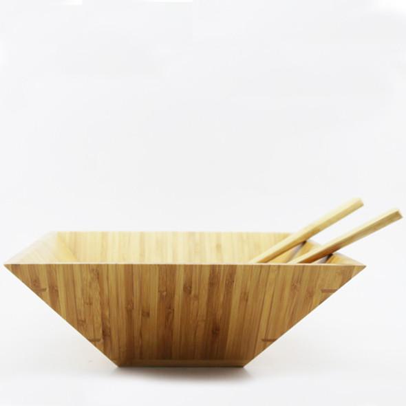 TWS351 Bamboo 3-Piece Salad Set