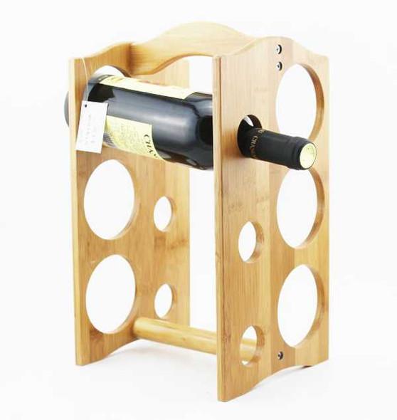 BWR001 6 Hold Vertical Wine Rack 20x18x35cm