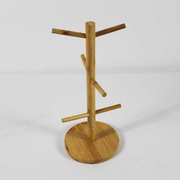BMT-001 Bamboo Mug Tree