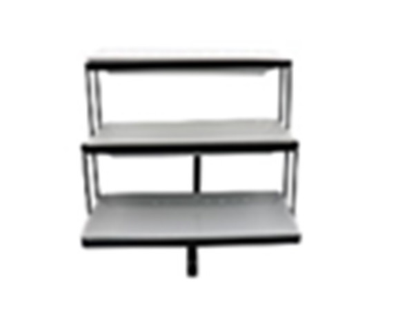 CT-WEYLIN 3-TIER RECTANGULAR PLATE WITH RACK
