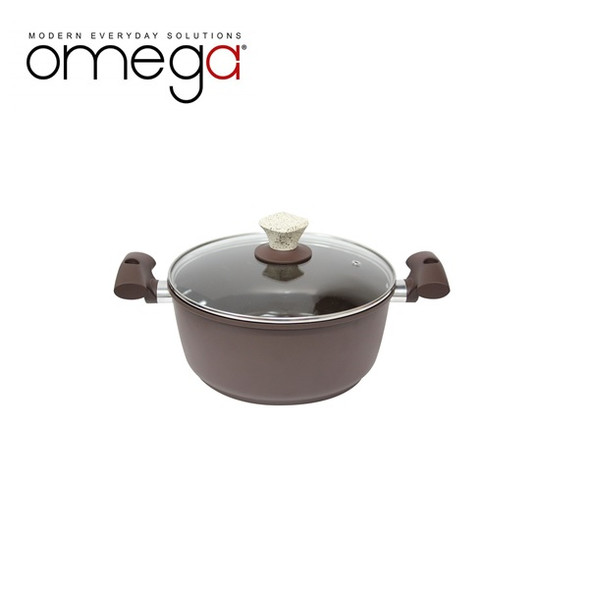 NC-ELORA-28 ALUMINUM CERAMIC COATING COOKWARE