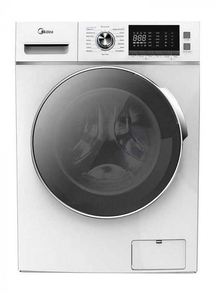 MIDEA FP-92LFC120GMTH-W1 FRONTLOAD COMBO 12KG/ 8KG
