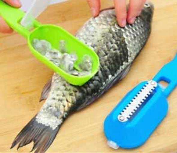 RHM1505-1029 Fish Scraper