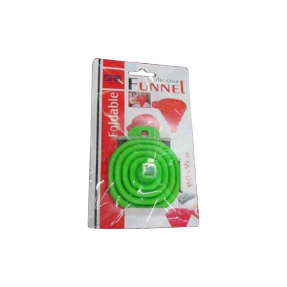 RHM1505-1007 8X90CM Silicon Foldable Funnel