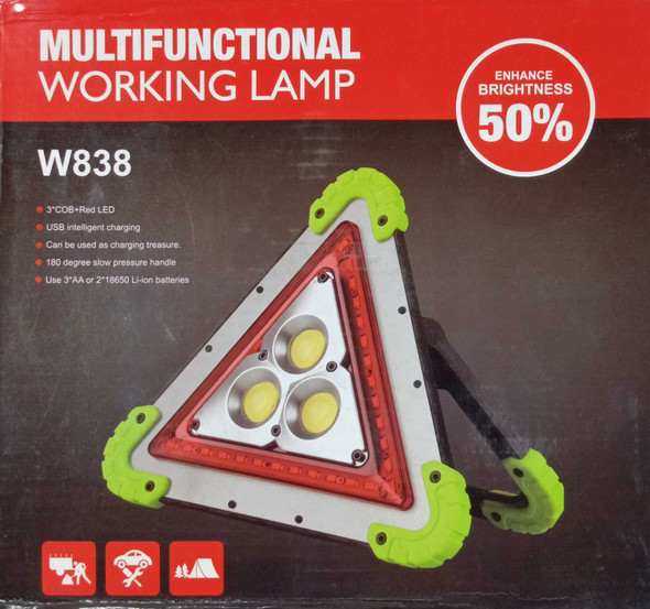 BERWICK W837 LED EARLY WARNING DEVICE
