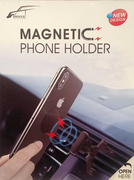 BERWICK C-1222-3 MAGNETIC VENT PHONE HOLDER