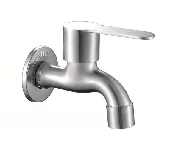 AHFL-UF5200-SS WALL MOUNTED FAUCET 2 INCH