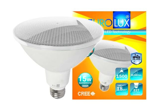 EUROLUX LED PAR38 15Watts