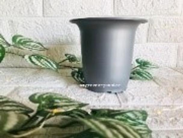Bell Pot Silver 12.5 cm