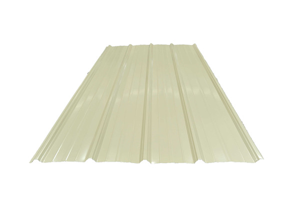 ECORIB Rib-type Metal Roofing 0.4mmx4ftx8ft