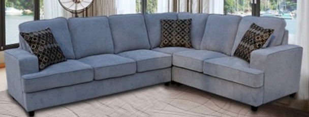 Elise L-type sofa set
