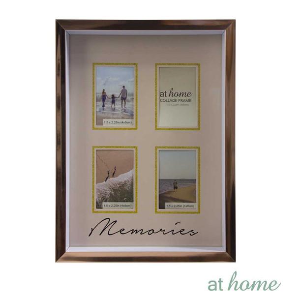 Athome Hollie Family Frame Pink – 4 photos