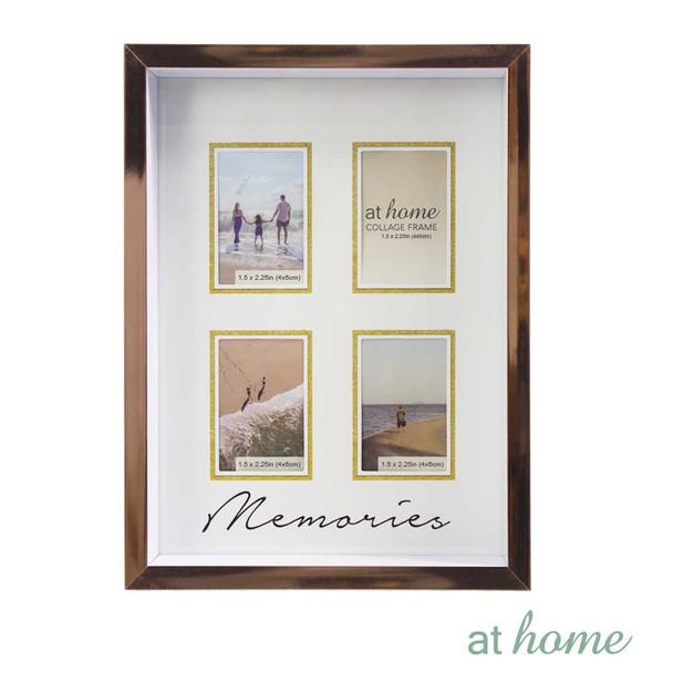 Athome Hollie Family Frame White – 4 photos