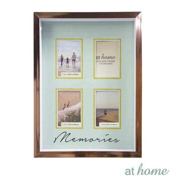 Athome Hollie Family Frame Blue– 4 photos