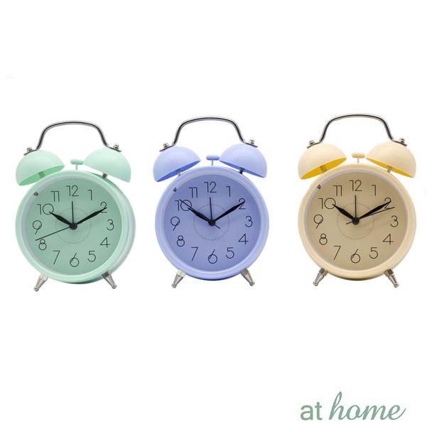 Athome Wanda Table Clock Orange
