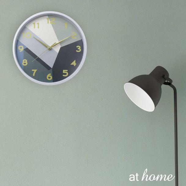 Athome Crystal Pastel Wall Clock