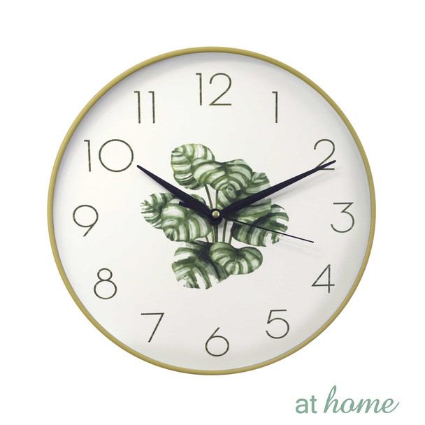 Athome Naturalist A Wall Clock